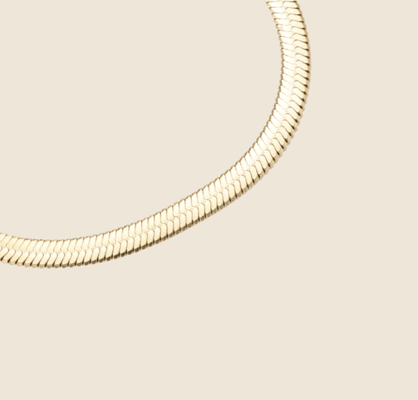 Big Snake Skin bracelet