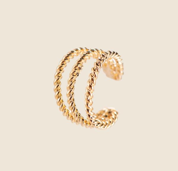 Candice Ear cuff gold