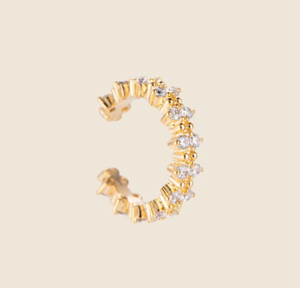 Gwen Ear cuff gold