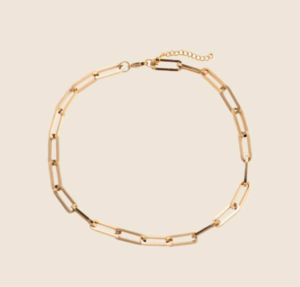 Jazzlyn necklace gold