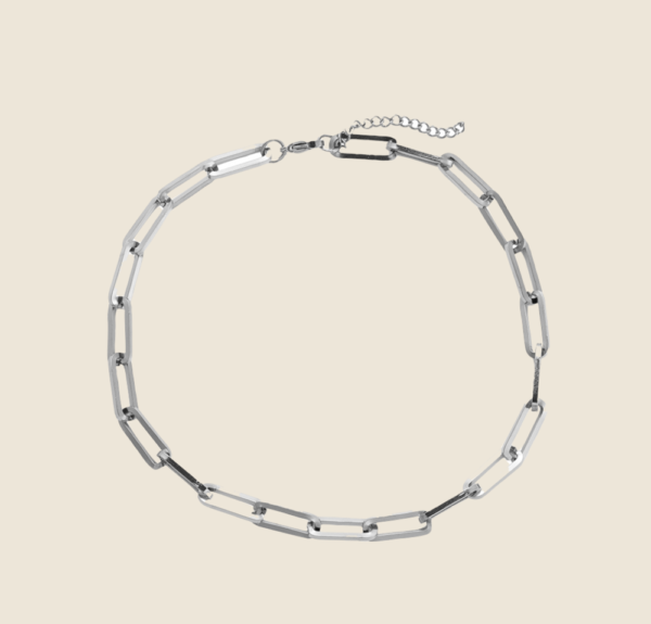 Jazzlyn necklace silver