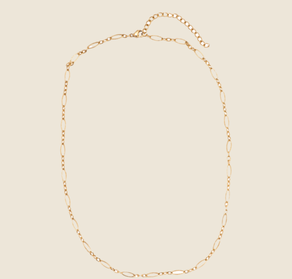 Kayleigh necklace gold
