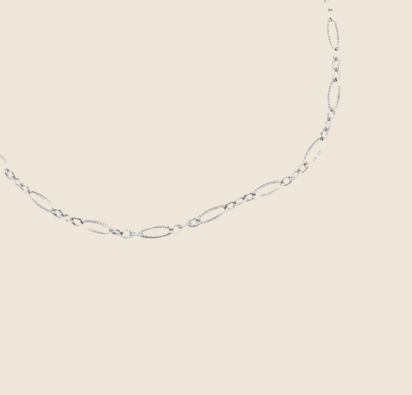 Kayleigh necklace silver